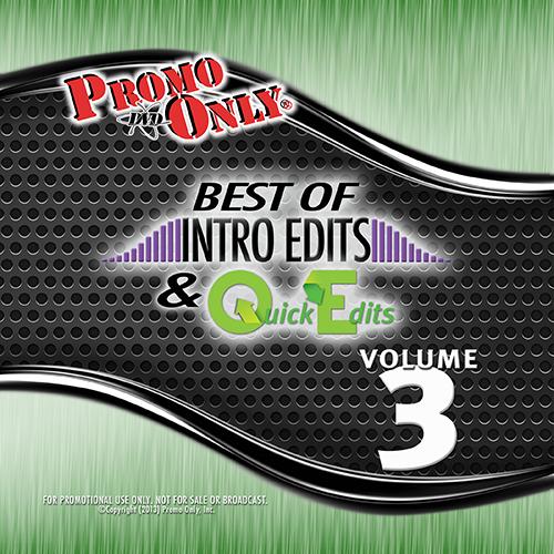 The Best Of Intro Edits Volume 3