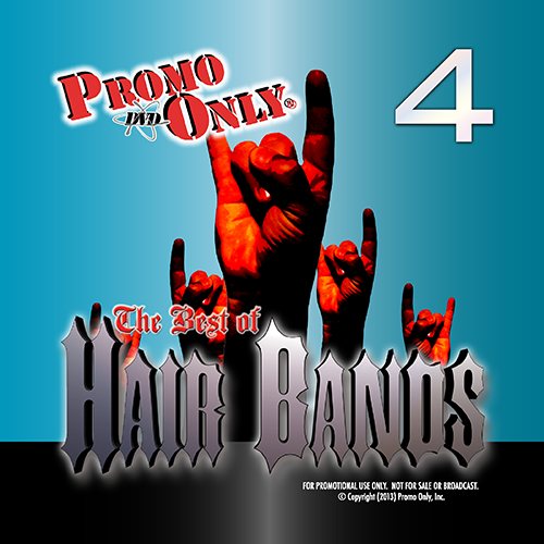 Best of Hair Bands Vol. 4