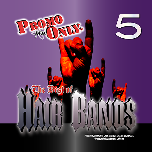 Best Of Hair Bands Vol. 5