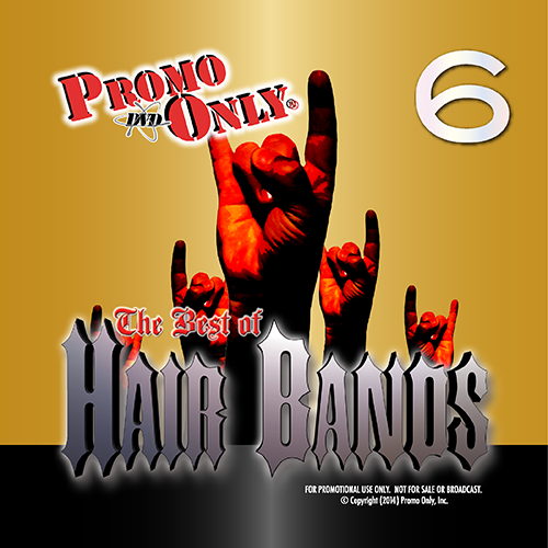 Best of Hair Bands Vol. 6
