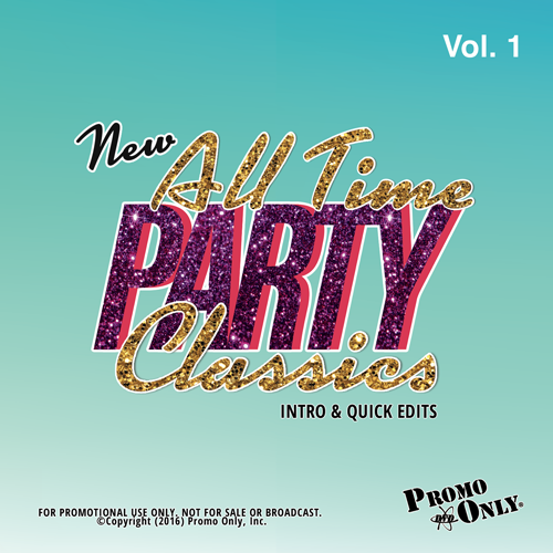 New All Time Party Classics - Intro Edits Volume 1