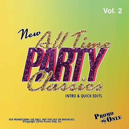 New All Time Party Classics - Intro Edits Volume 2