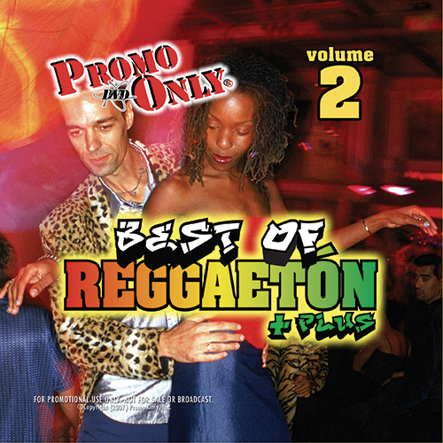 Best of Reggaeton Vol. 2