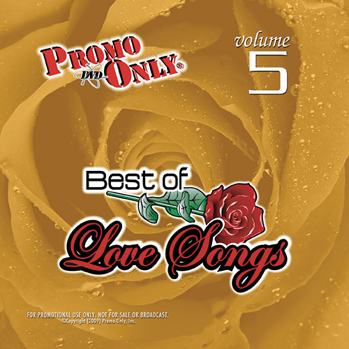 Best Of Love Songs Vol. 5