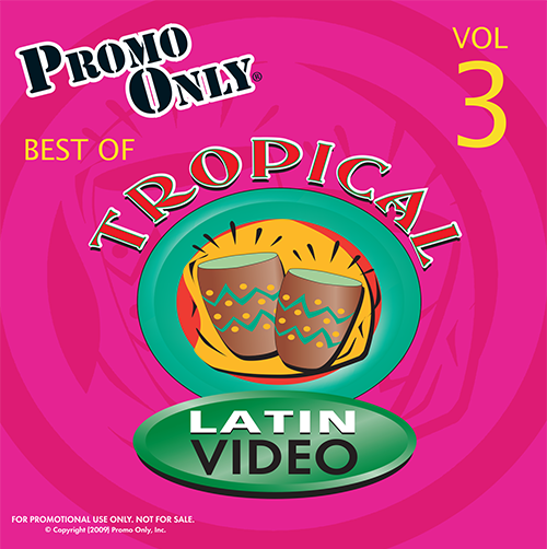Best Of Tropical Latin Vol. 3