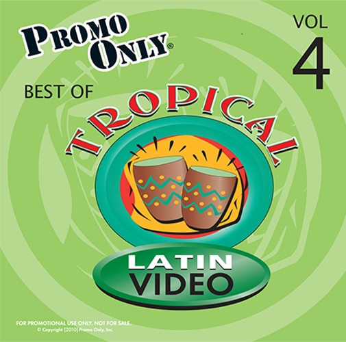 Best Of Tropical Latin Vol. 4
