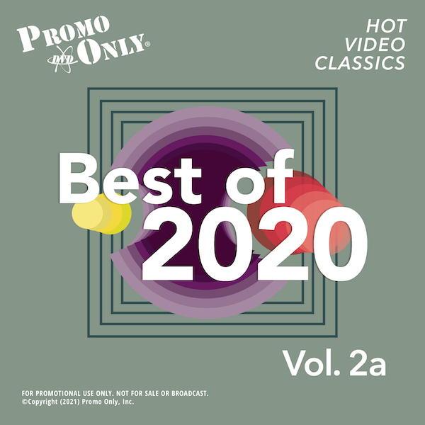 cover art for Best of 2020 Vol. 2