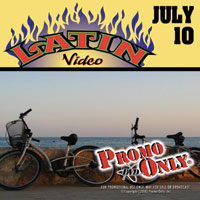 Promo Only Latin Video July 2010 [2010 г., Tropical, Latin Pop, Salsa, Merengue, DVD5]